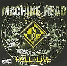 Hellalive von Machine Head | CD | Zustand gut