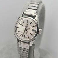 Vintage Tissot seastar Ladies automatic watch 38543-1X date cal.2321 swiss 1970s