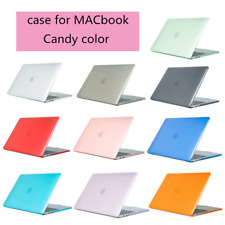 Transparent protect case for MAC notebook For MacBook 11.6 Air 13.3 pro 15.4 air