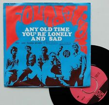 """SP The Foundations  """"Any old time you're lonely and sad"""""""