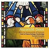 ASCENDIT DEUS NEW CD  SEALED
