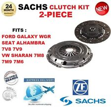 PER FORD GALAXY SEDILE ALHAMBRA VW SHARAN DAL 1995 SACHS 2 PC Kit frizione no