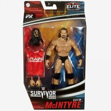 WWE Mattel Drew McIntyre Elite Survivor Series Figure