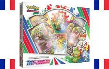 Pokémon Coffret figurine exclusif trio de Galar épée & bouclier VF neuf scellé