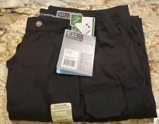 5.11 Men's TACLITE Pro Tactical Pants, Black 74273/ 32x34. Ripstop Material NWT