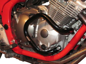 ENGINE GUARD CRASH BARS HEED Yamaha XJ 600 Diversion (1991-2003) black