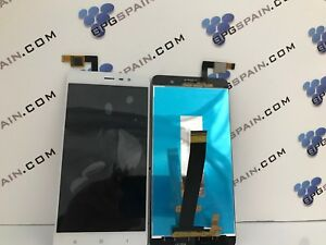 PANTALLA TACTIL+LCD PARA XIAOMI REDMI NOTE 3 PRO 152mm COLOR BLANCA ENVIO 24 HOR