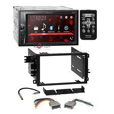 Pioneer USB MP3 Camera Input Stereo Dash Kit Harness for 92+ Chevy GMC Pontiac