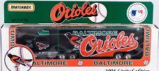 Matchbox Transporter 1994 Baltimore Orioles MIB