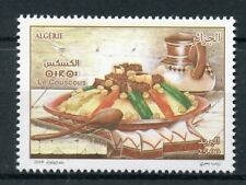 Algeria 2018 MNH Couscous Traditional Food 1v Set Gastronomy Cultures Stamps