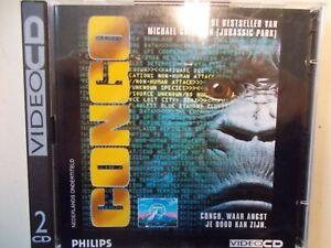 Congo Abenteuerfilm, Philips CD-I, #K-84-24