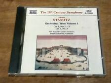 Johann Stamitz - Orchestral Trios Nos. 1 - 3 - Donald Armstrong (CD)
