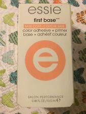 Essie First Base ~ Base Coat, Color Adhesive + Primer 0.46 Fl Oz /13.5 ml