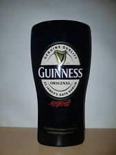 Guinness Pint Shape Storage Tin Advertising Collectable
