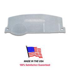 Light Gray Carpet Dash Cover Mat for 2008-2013 Chevy Silverado 2500(1 Glove Box