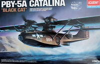 ACADEMY 1/72: Consolidated PBY-5A Catalina with RAAF Decals