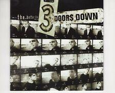 CD 3 DOORS DOWNthe better lifeEX+   (B3912)