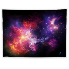 Galaxy Space Wall Hanging Tapestry Psychedelic Bedroom Home Decoration