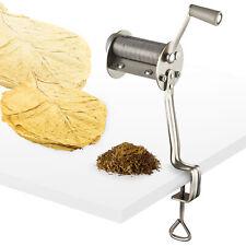 StartUp 0,8mm Tabakschneider Tabak schneidemaschine Feinschnitt Tabakblätter