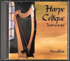 MYRDHIN - Harpe Celtique Instrumental - CD