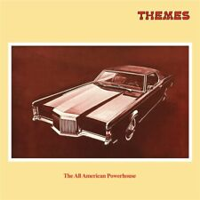 Various Artists Themes The All American Powerhouse 180g 1LP Vinyl Be With Rec