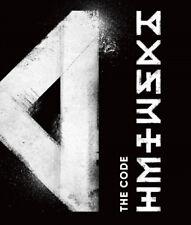 MONSTA X 5th Mini Album [The Code] DE:CODE Ver CD+64p Booklet+Photocard Sealed