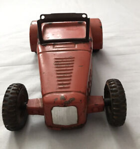 Vintage NY Lint Toys Ford Roadster Convertible