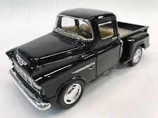 Chevy 55 Stepside Pick-up 1:32 Scale KT.5330 Black