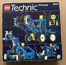 LEGO vintage technic 8042 Pneumatic Set neuf/new