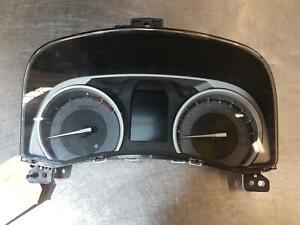 ISUZU MU-X INSTRUMENT CLUSTER AUTO T/M, 85GGR, 11/13-01/17