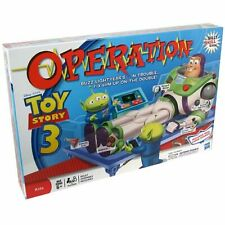 Toy Story 3 Operation Buzz Lightyear Game Disney Pixar Complete Real Laser Sound