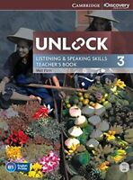 Unlock Level 3 Listening and Speaking Skills Teacher's Book with DVD (Cambridge