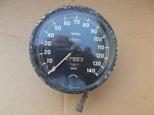 Jaguar XK120-XK140 Original Smiths Speedometer (X51691/35)