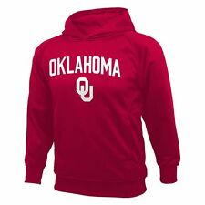 ($48) Oklahoma Sooners Jersey HOODIE/HOODY Sweatshirt YOUTH KIDS BOYS (m-medium)