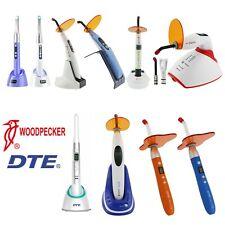 Woodpecker Dte Dental Curing Light Lamp 1 Sec Cure Iled Plus Led B C D F Lux I E