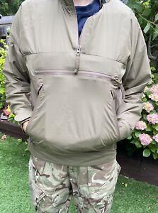 British Army Softie Jacket Lightweight Thermal Smock Buffalo Small
