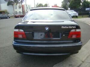BMW 5 SERIES MASTER CYLINDER, E39 05/96-10/03