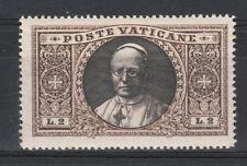 FRANCOBOLLI - 1933 VATICANO MEDAGLIONI L.2 MLH Z/8348