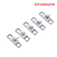 5Pcs 100w 50ohm dummy load RF resistor RFP 100-50 TW  power terminator  SG