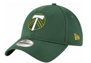 Men's MLS Soccer New Era Adjustable One Field 9Twenty Hat Cap - Various Teams