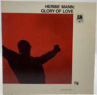 Herbie Mann LP Record Still Sealed Mono Never Played A&M Records Vintage Jazz