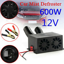 12V 600W Car Heater Fan Electric Heating Warmer Windscreen Defroster Demister