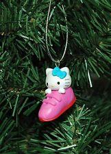 Hello Kitty Fashionable Shoe Christmas Ornament # 6