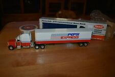 Liberty Die Cast Pepsi Express 1/64 Scale Bank