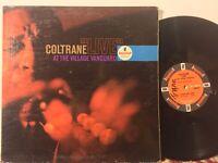 John Coltrane Live At Village Vanguard VG ORIG STEREO IMPULSE ORANGE RVG GTFOLD