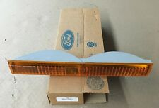 (1) OEM FORD 1988-1991 FORD CROWN VICTORIA LEFT HAND PARK LAMP AMBER E8AZ13201A