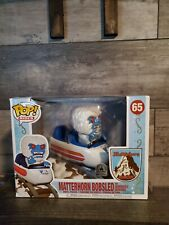 Funko Pop! Rides Matterhorn Bobsled Abominable Snowman Disney Parks Exclusive 65