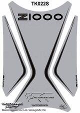 Kawasaki z1000 2003 - 2009 Motorcycle Tank Pad Protector Motografix Gel Tankpad