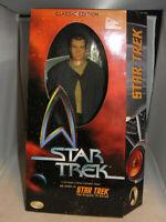 "1999 Playmates Original  Star Trek Christopher Pike 12"" Action Figure-MIB"
