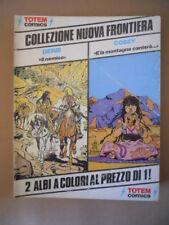Collezione Fumetti Nuova Frontiera Cosey e DERIB n°2 1982  [G853]